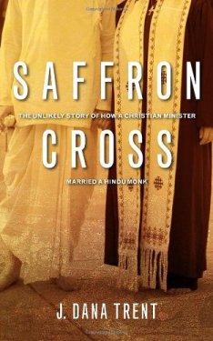Picture of Saffron Cross Book Cover
