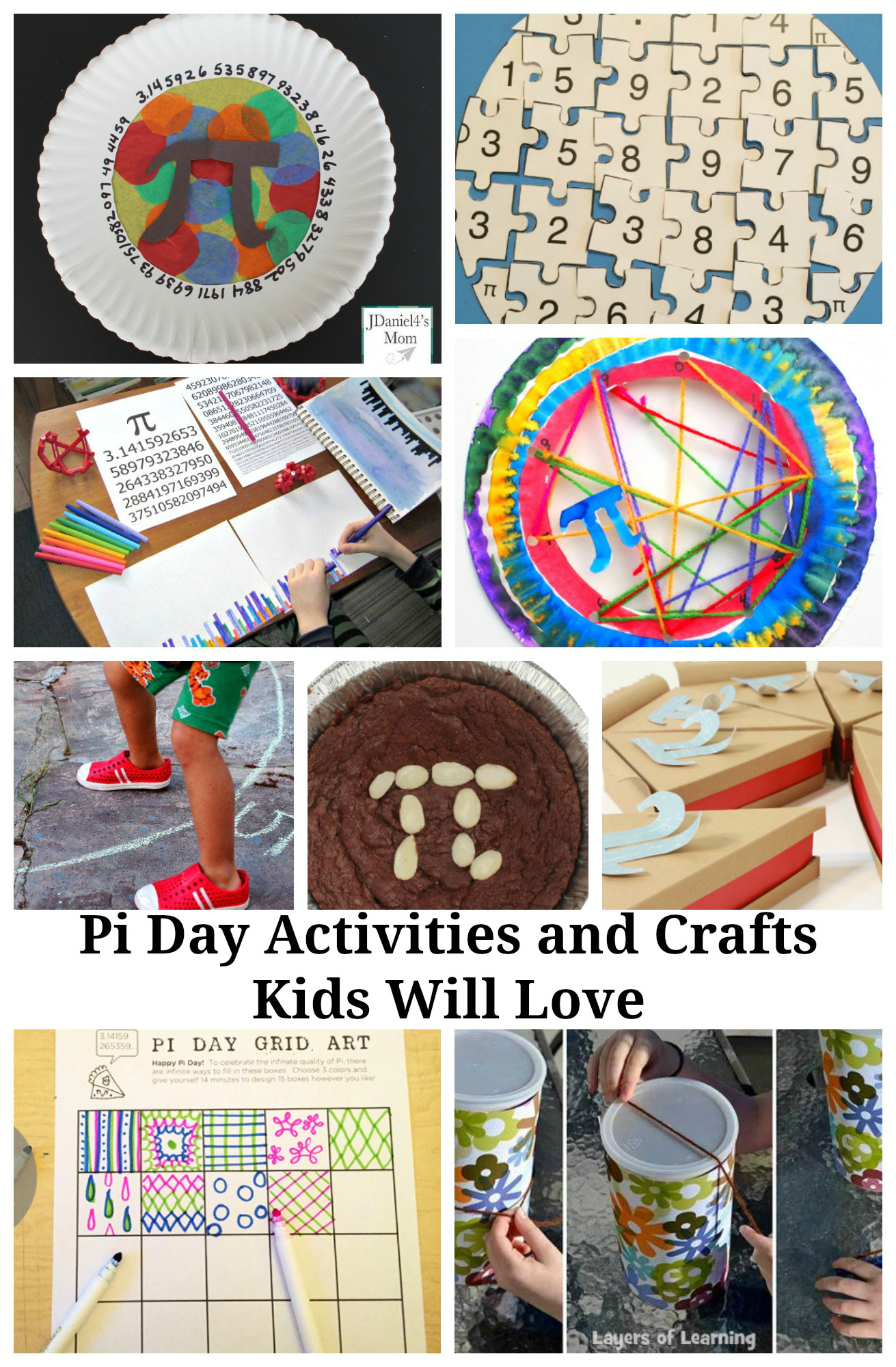 Pi Day Activities And Crafts Kids Will Love