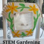 Stem Gardening Paper Plate Greenhouse Jdaniel4s Mom