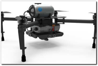 Hydrogen-powered fuel cells proposed to keep drones in the air longer