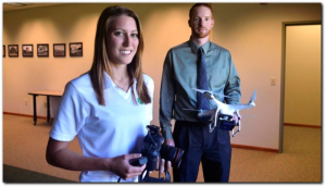 Local UAS firm featured in small business photo documentary