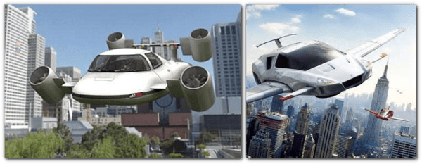 faa flying car