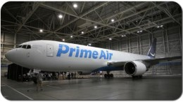 Amazon Partners with Atlas Air