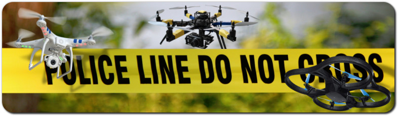 drone law enforcement