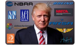 trump Aviation Associations