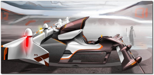 airbus project vahana flying car
