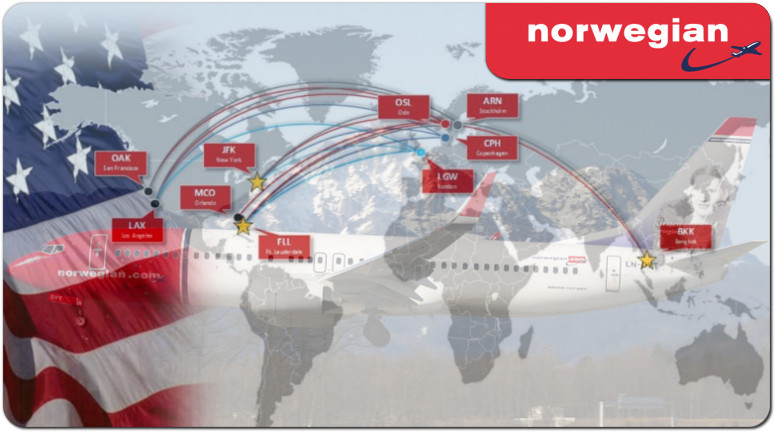 norwegian air dot proposed order