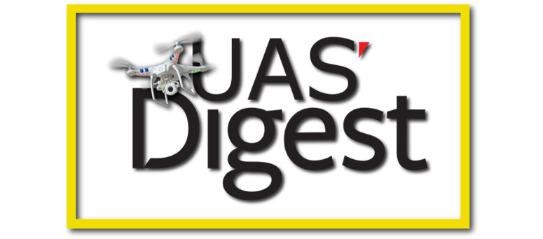 weekly uas drone industry publication