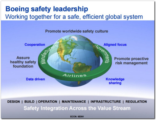 boeing safety leadership