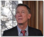 Colorado Governer John Hickenlooper faa letter