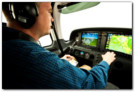 nbaa single pilot accident rate
