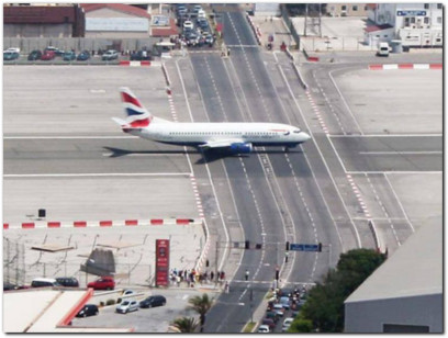 gibraltar airport part 139