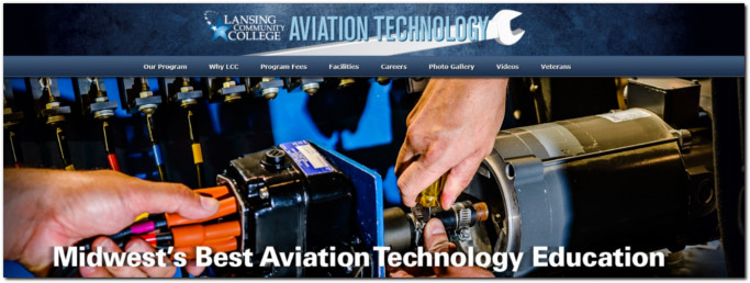 aviation technology education aircraft maintenance