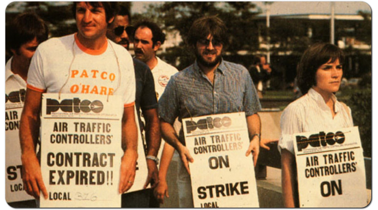 faa patco strike