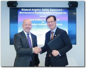 singapore bilateral aviation safety agreement