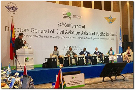 conference of directors general of civil aviation asia pacific regions