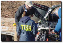 ntsb accident investigation