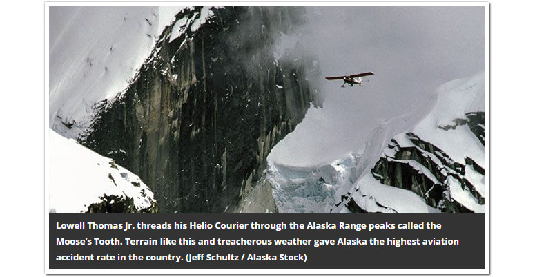 ntsb alaska general aviation safety