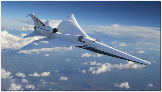 supersonic transport nasa