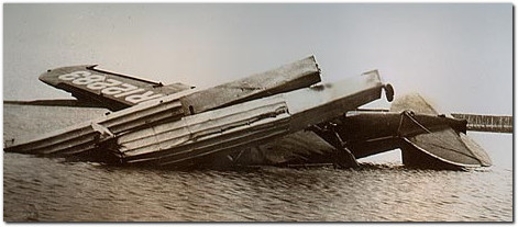 wiley post wreckage 1935