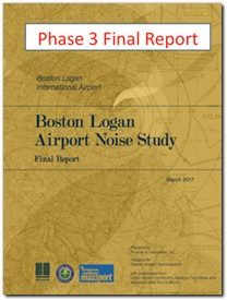 boston logan airport noise study phase 3 final report