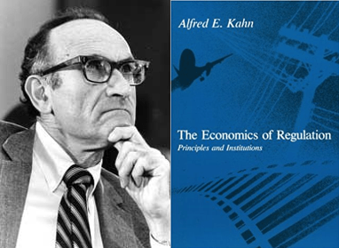 Alfred Kahn and his treatise
