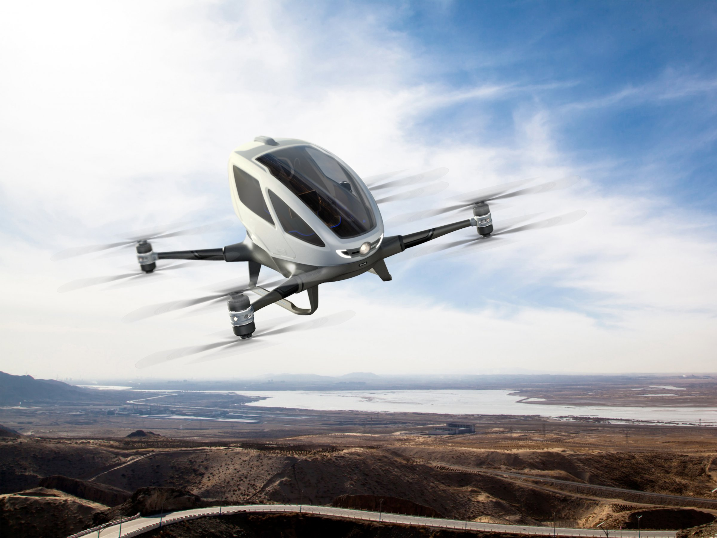 Uber Aerial Taxi