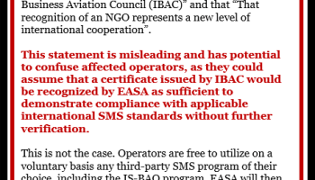 EASA issues European Plan for Aviation Safety | JDA Journal