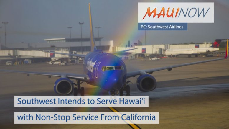 Southwest Airlines Service to Hawai'i