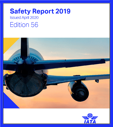 IATA 2019 Safety Report cover