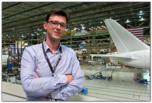 Boeing engineer