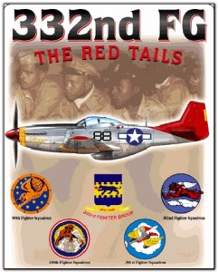 red tails patches and plane_