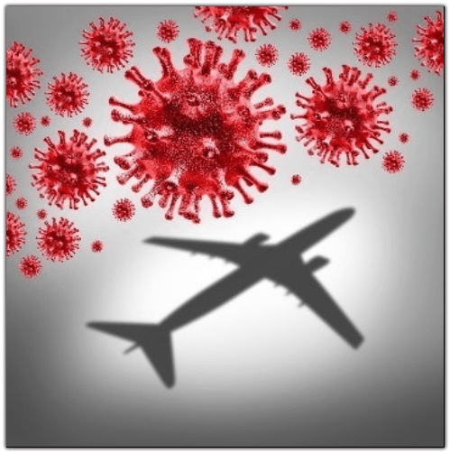 airlines and COVID-19