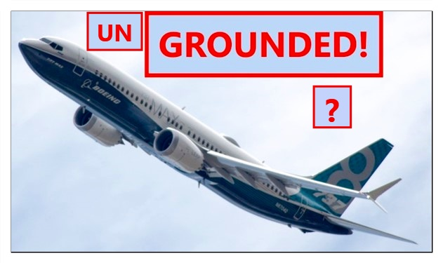UN GROUNDED