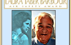Laura Taber Barbour and John Goglia
