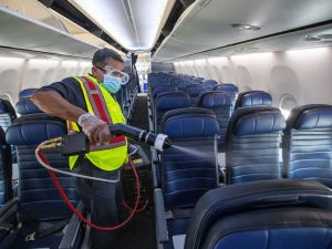 plane cleansing