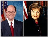 Rep. Sherman and Sen. Feinstein