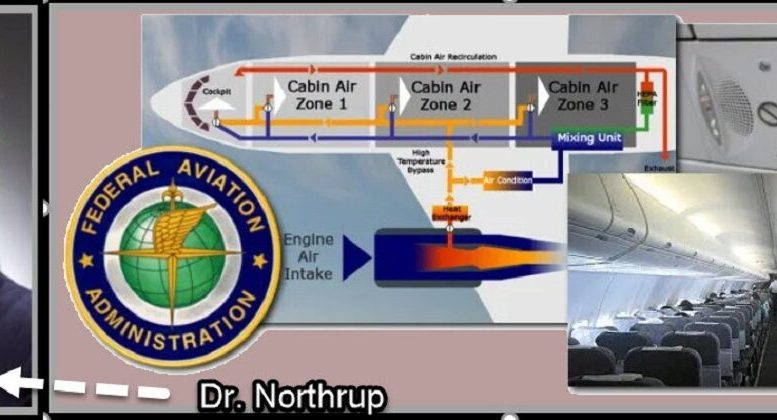 Dr. Northrup and Cabin Air Quality