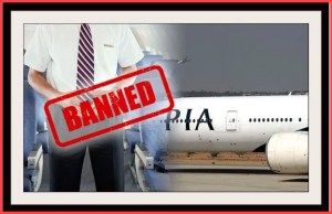pilots banned