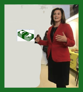Whitmer PAYING for flight