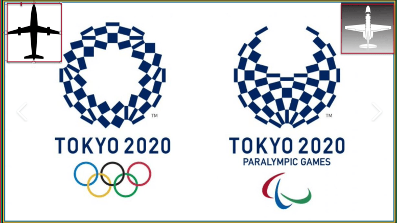 planes and olympics 2021