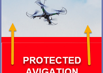DRONE ROAD COVER AVIGATION PROTECTED