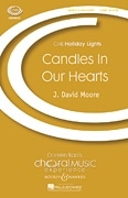 Sheet music cover image for choral composition Candles In Our Hearts