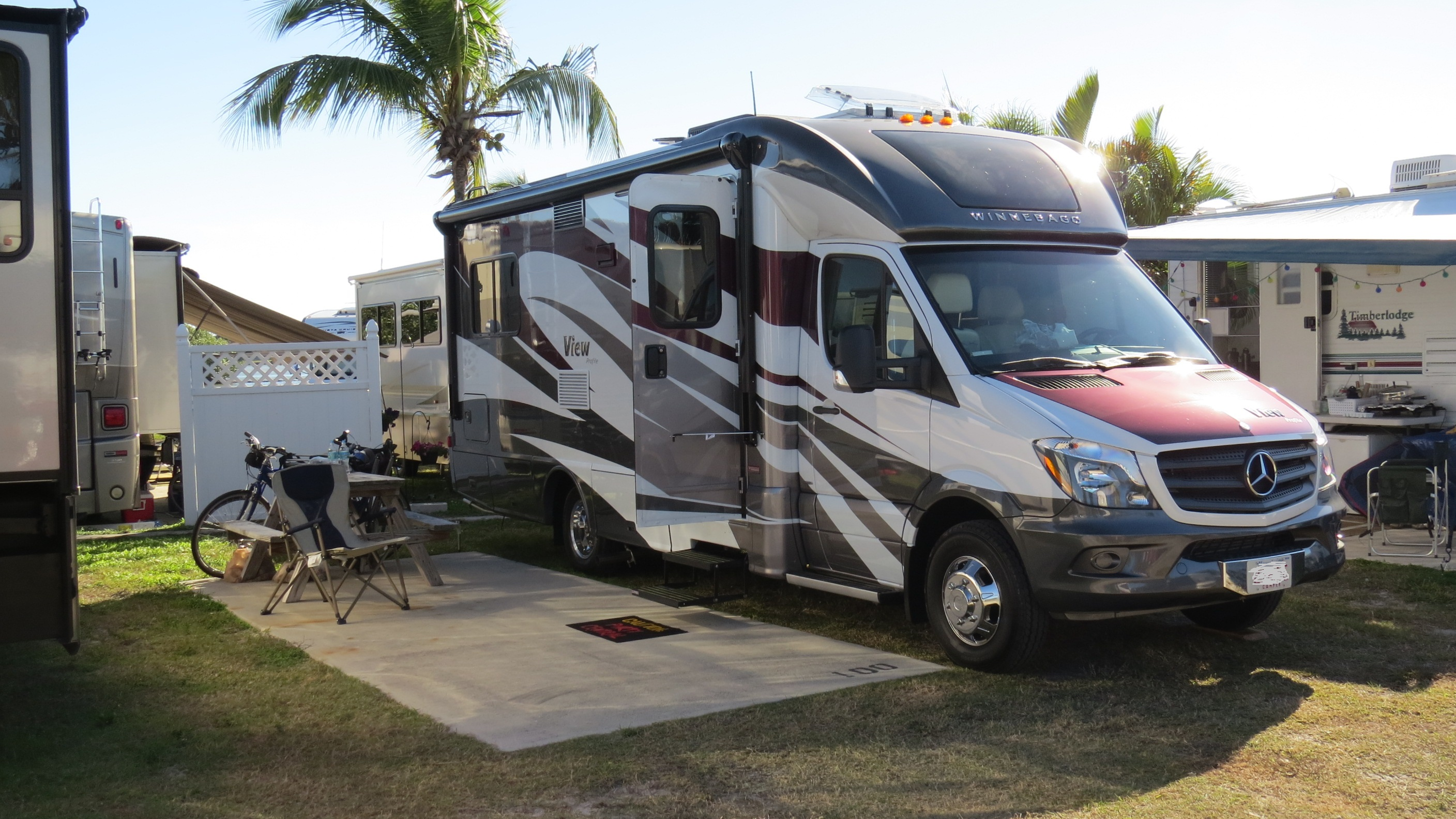 Living in a Small Motorhome J Dawg Journeys Blog