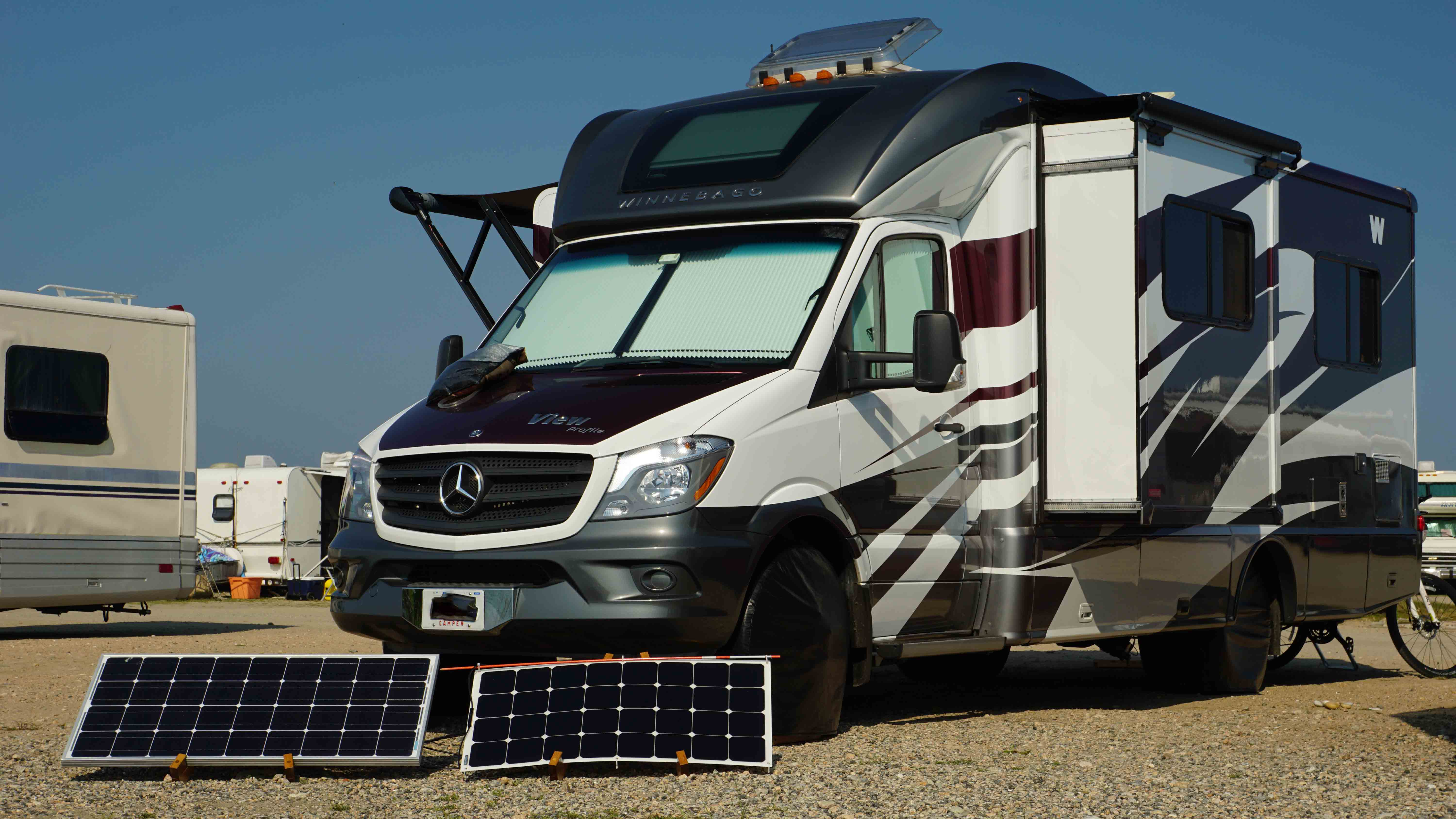 How to install a solar system on an rv - I Just Got Back From 8 Days Of Dry Camping And Got Lots Of Comments And Questions From People About My Rv Solar Setup I Installed The System Last Year And
