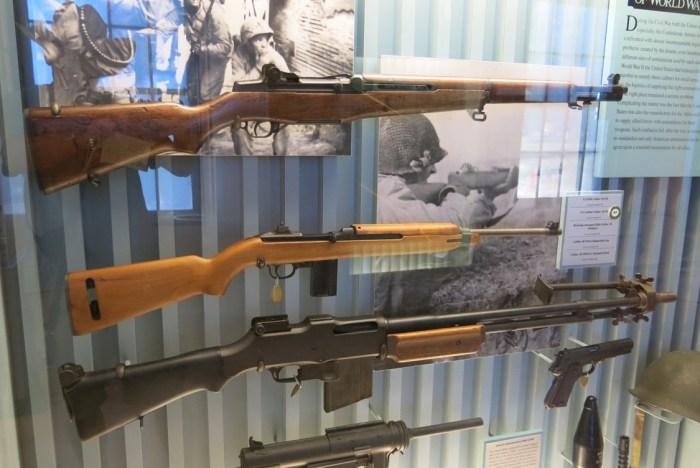 WWII Rifles