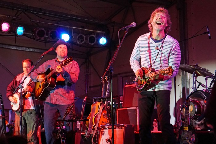 Sam Bush Band