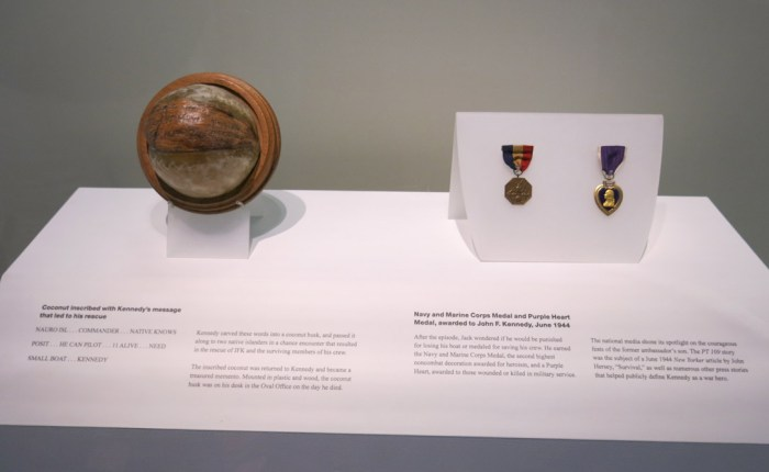 JFK Medals