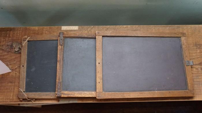 Slate Tablets