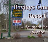Vlog #14 – Bayleys Camping Resort – A Southern Maine Favorite